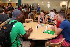 York College visit campus