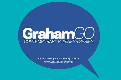 Graham Go contemporary business series webinar at York College