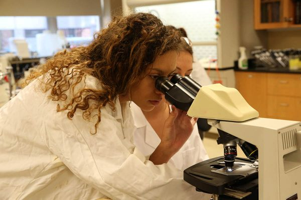 The York College of Pennsylvania Presidential Research Fellowship Program gives students the opportunity to present at research conferences, earn a full-tuition scholarship, and design an original research project.