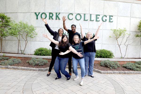 York College Students